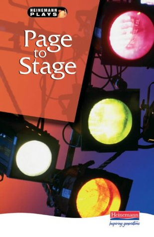 9780435233372: Page to Stage (Heinemann Plays For 11-14)