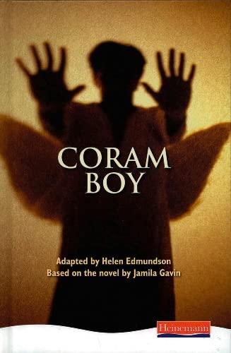 9780435233426: Coram Boy: Jamila Gavin's Whitbread Award-winning Novel Transformed into a Play