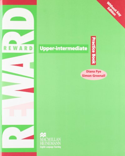 9780435240172: Reward Upper Intermediate: Practice Book (without Key)