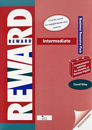 9780435240370: Reward Intermediate: Business Resource Pack