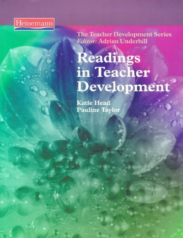 9780435240554: Readings in Teacher Development