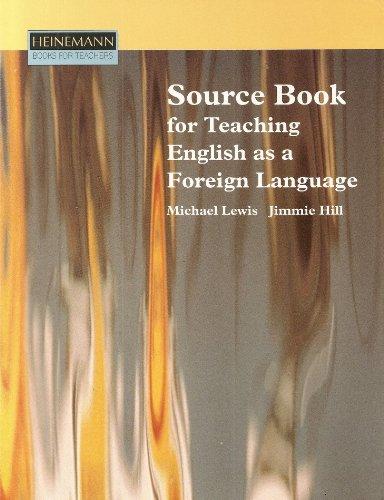 9780435240608: SOURCE BOOK TEACH ENG FORN LAN