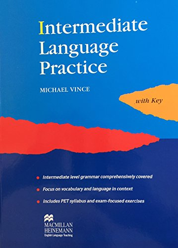 9780435241209: Intermediate Language Practice: With Key (English and Spanish Edition)