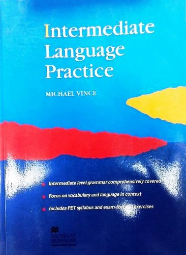 9780435241216: INTERMEDIATE LANGUAGE PRACTICE WITH KEY: Without Key