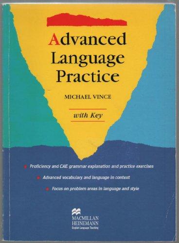 9780435241247: Advanced Language Practice: With Key