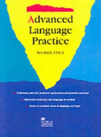 9780435241254: Advanced Language Practice: Without Key (English and Spanish Edition)