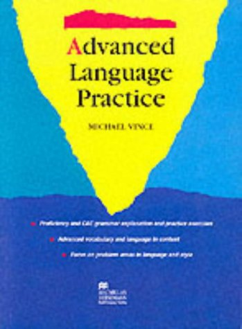 9780435241254: Advanced Language Practice: Without Key (English and Spanish Edition)