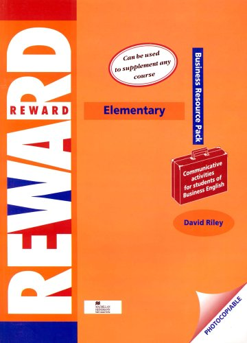 9780435242107: Reward Elementary: Business Resource Pack