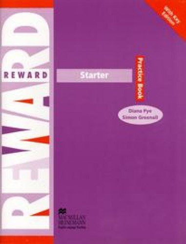 9780435242176: Reward starter practice book/key: Practice Book with Key