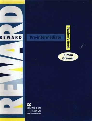 9780435242329: Reward Pre-intermediate: Teacher's Notes