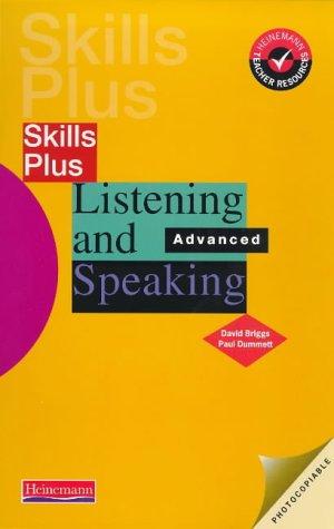9780435250096: Advanced Skills: Listening and Speaking