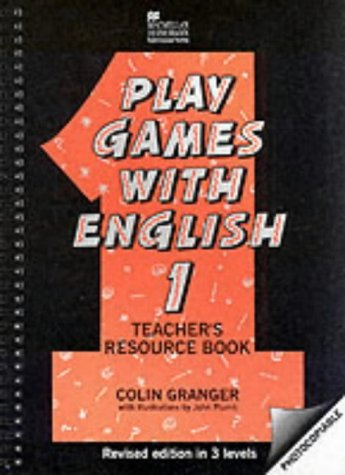 9780435250164: Play Games with English (Heinemann Games)