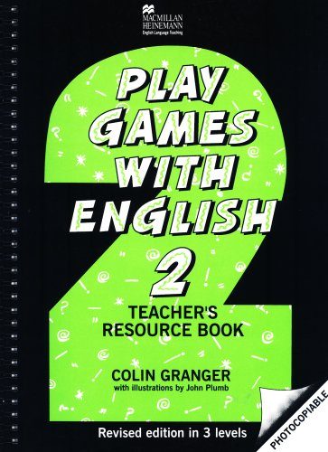 9780435250171: Play Games with English 2: Teacher's Resource Book