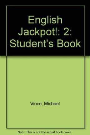 9780435250300: English Jackpot!: 2: Student's Book