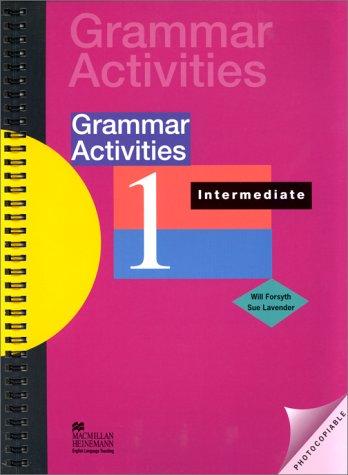 9780435250942: Grammar Activities: Intermediate