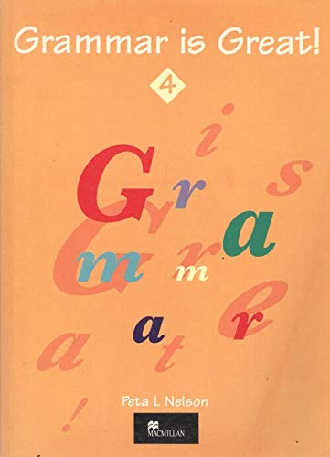 9780435252465: Grammar is Great!: Student's Book 4