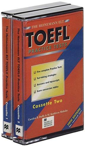 9780435263010: The Heinemann Toefl Practice Tests