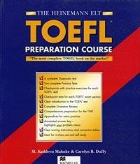 9780435263201: The Heinemann Toefl Preparation Course