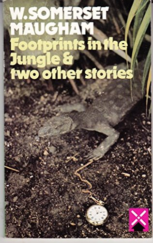 Footprints in the Jungle and Two Other: Sinclair, Rod