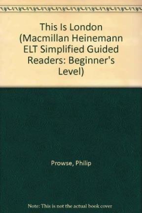 9780435270452: This Is London (Heinemann Guided Readers, Beginner Level)