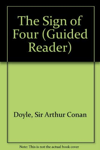 9780435270919: The Sign of Four (Guided Reader)