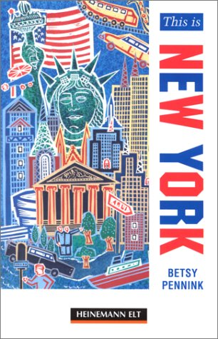 9780435271787: This is New York: Beginner Level (Heinemann Guided Readers)