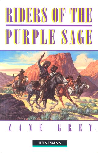 9780435272111: RIDERS PURPLE SAGE EL: Elementary Level (Heinemann Guided Readers)