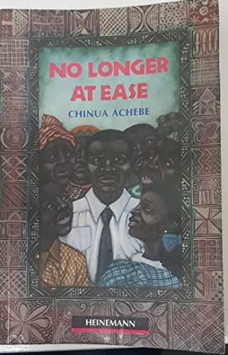 9780435272258: No Longer at Ease (Heinemann Guided Readers)