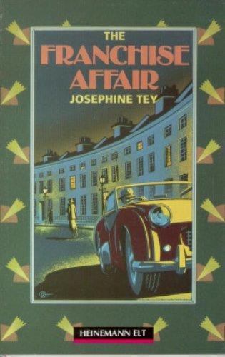 The Franchise Affair: Tey, Josephine