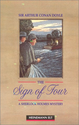 9780435272418: The Sign of Four: Intermediate Level (Heinemann Guided Readers)
