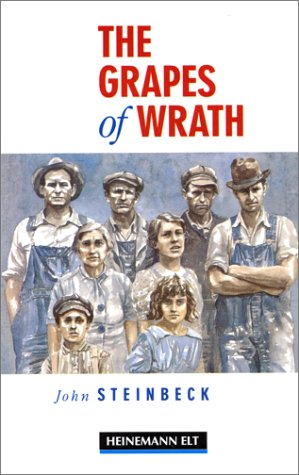 9780435272630: Grapes of Wrath Hgr Upp 2nd Edn: Upper Level (Heinemann Guided Readers)