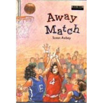 9780435277758: Away Match (New Wave Readers)
