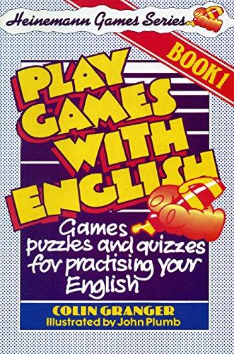 9780435280604: Play Games With English: Book One (Heinemann games) (Bk. 1)