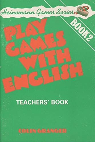 9780435280635: Play games with english: Book 2