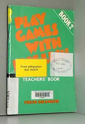 9780435280635: Play Games With English: Games, Puzzles and Quizzes for Practising Your English: Book 2: Teacher's Book