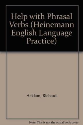 9780435281144: Help with Phrasal Verbs (Heinemann English Language Practice)