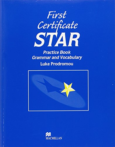 9780435281465: First certificate star. Workbook. Without key. Per le Scuole superiori: Practice Book Without Key