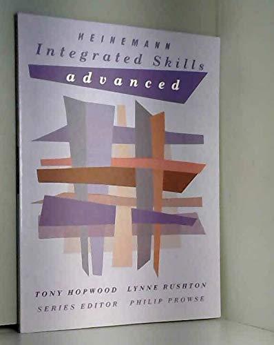 9780435282332: Heinemann Integrated Skills: Advanced Students' Book