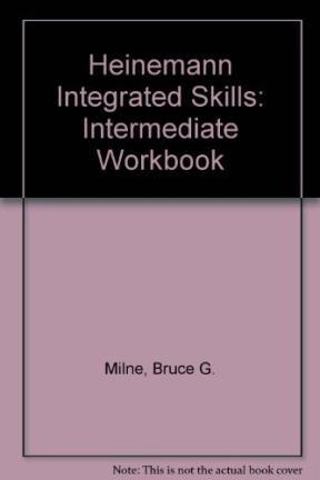 9780435282493: Heinemann Integrated Skills: Intermediate Workbook