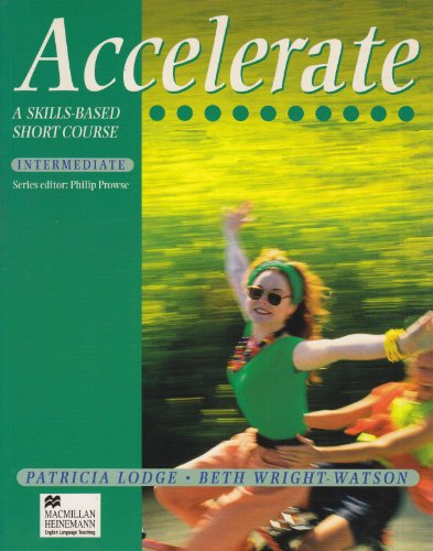 9780435282646: Accelerate Intermediate: Student's Book