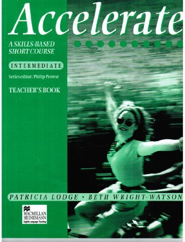 9780435282653: Accelerate Intermediate: Teacher's Book