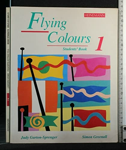 FLYING COLOURS - STUDENTS BOOK 1