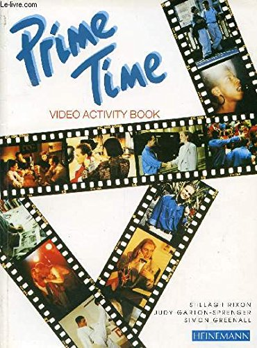 9780435283032: Prime Time: Activity Book