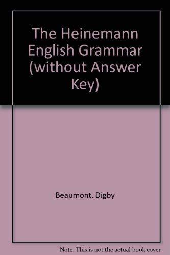 9780435283643: The Heinemann English Grammar (without Answer Key)