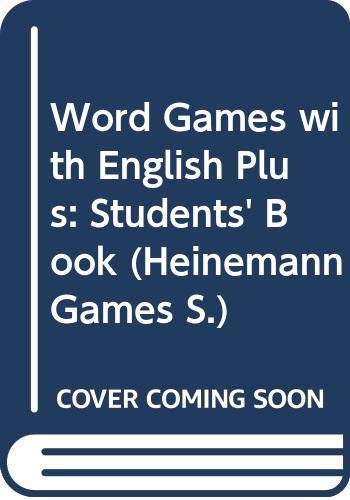 9780435283797: Word Games with English Plus: Students' Book (Heinemann Games)