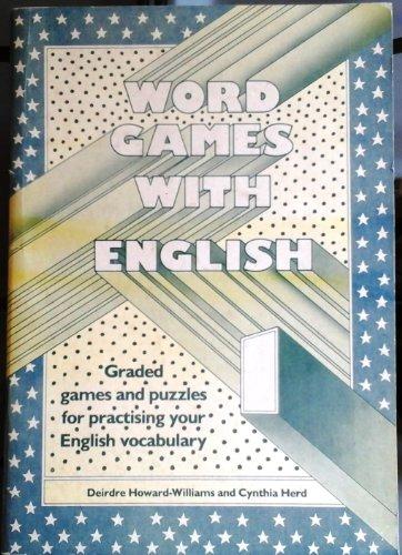 9780435283803: Word games with english 1: Bk. 1 (Heinemann games)