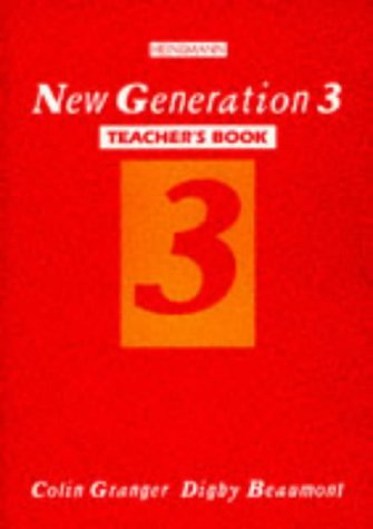 9780435284114: New Generation 3: Tchrs' (Collection New Generation)