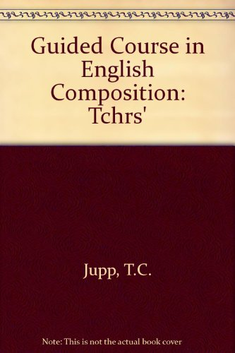 9780435284817: Guided Course in English Composition: Tchrs'