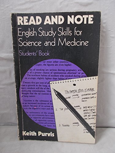 9780435287177: Read and Note, English Study Skills for Science and Medicine, Student's Book