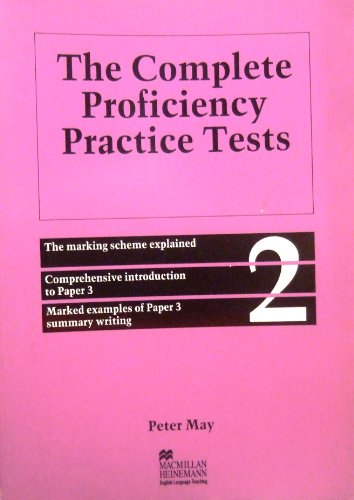 9780435288075: The Complete Proficiency Practice Tests: With Key No.2